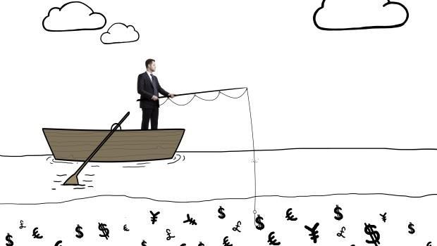 釣魚 賺錢