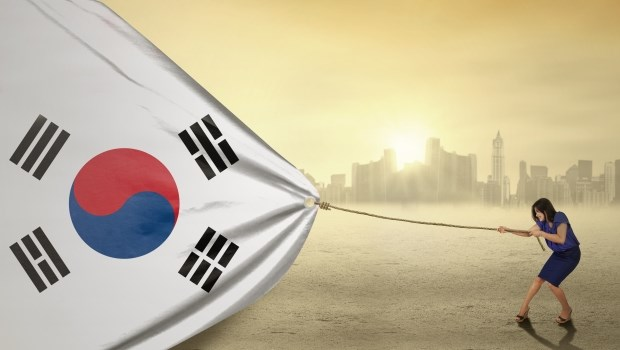 韓國 南韓
