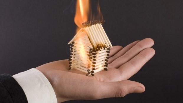 房子 房屋 火災 失火