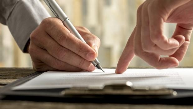 保單 簽約