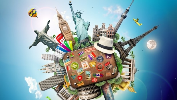 旅遊 旅行 觀光 出國