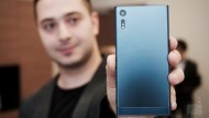 Sony新旗艦機XZ現身、主打相機!採三重感測/5軸防手震