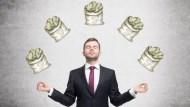 名人談權證》蔡森操作權證致富之路,買在突破起漲點