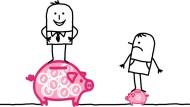 想和賈伯斯或巴菲特一樣賺大錢?一張表讓你知道,自己適合靠創業還是投資致富