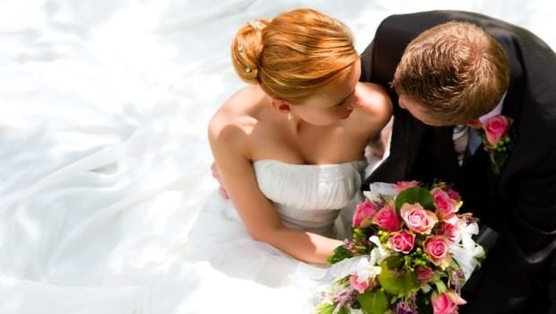 結婚 婚禮 夫妻