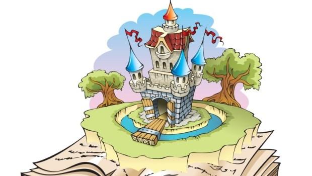 護城河 城堡