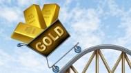 黃金淨多單連5減!專家:市場難承受升息、逢低買金吧