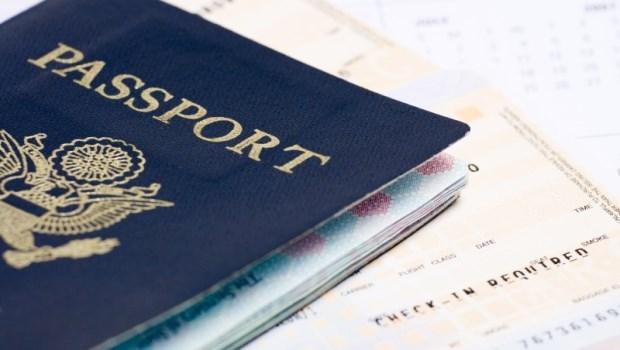 出國 旅遊 旅行 護照