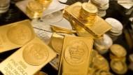 俄國僅縮手一個月就重回金市!1月狂買100萬盎司
