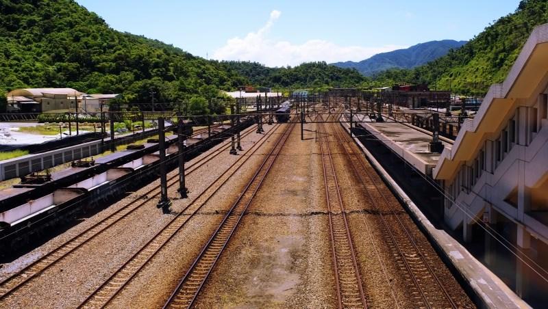 鐵道 鐵軌 火車 台鐵