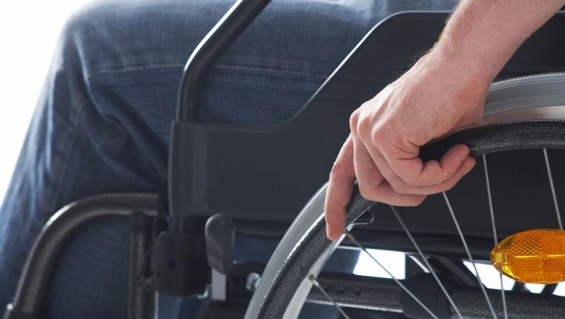殘廢 失能 輪椅