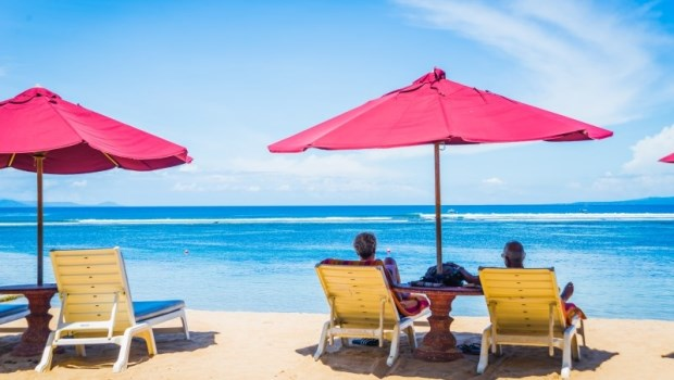 退休 夫妻 環遊世界