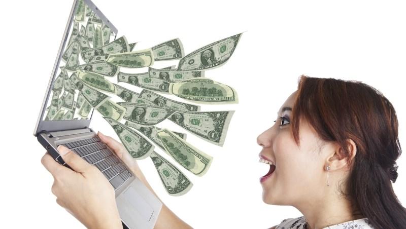 電腦 錢 現金