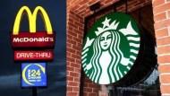 最大連鎖餐飲公司即將讓位,星巴克為什麼用了30多年就超越麥當勞?