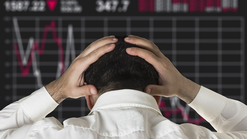 投資 理財 賠錢 基金 股票 債券 股市 下跌