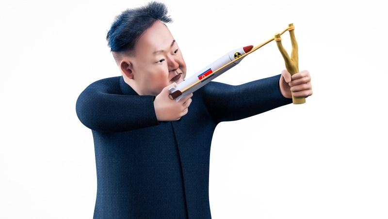 北韓 金正恩