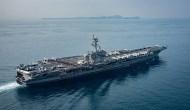 糗了!卡爾文森迷航、離北韓超遠,2航母增援遭否認