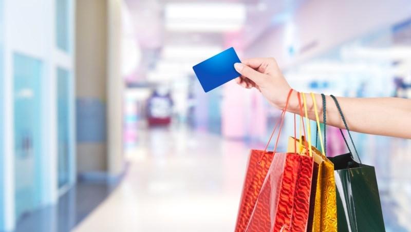 購物 信用卡 刷卡
