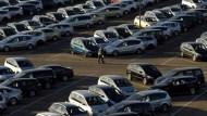 美中將掀汽車貿易戰?中國產能過剩、瞄準發達市場