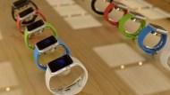 蘋果錶出貨暴衝6成!Q1超車Fitbit,稱霸穿戴裝置