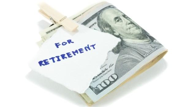 退休 退休金
