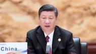 中國想當老大,玩真的!「一帶一路」簽署國達68個,習近平:兩年後還要再辦高峰會