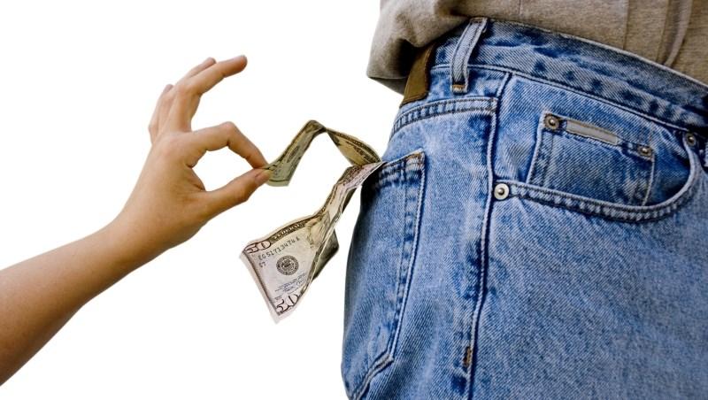 賠錢 虧損 欠錢 負債