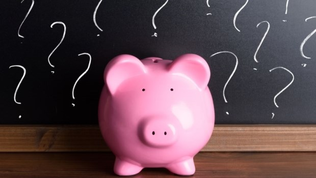 問號 疑問 困惑 儲蓄 存錢 存款