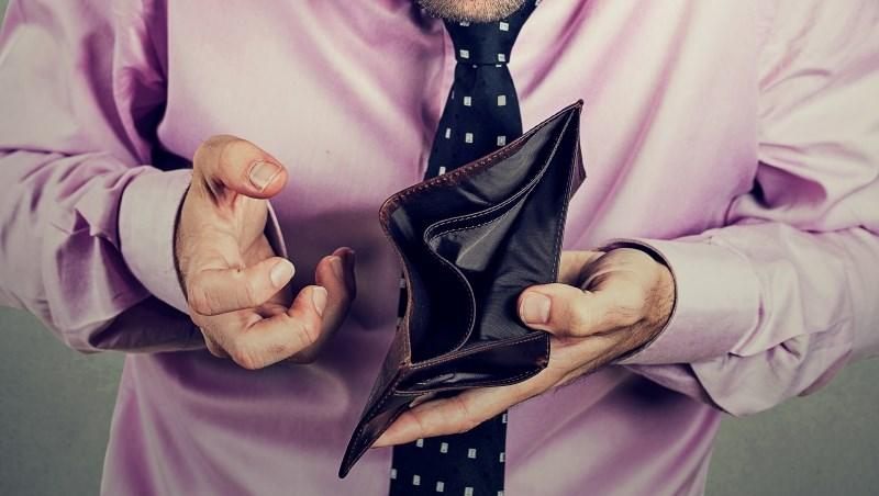 投資 錢包 賠錢  窮