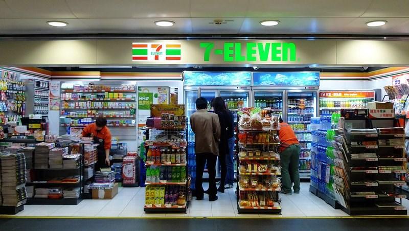 7-11 便利商店 超商