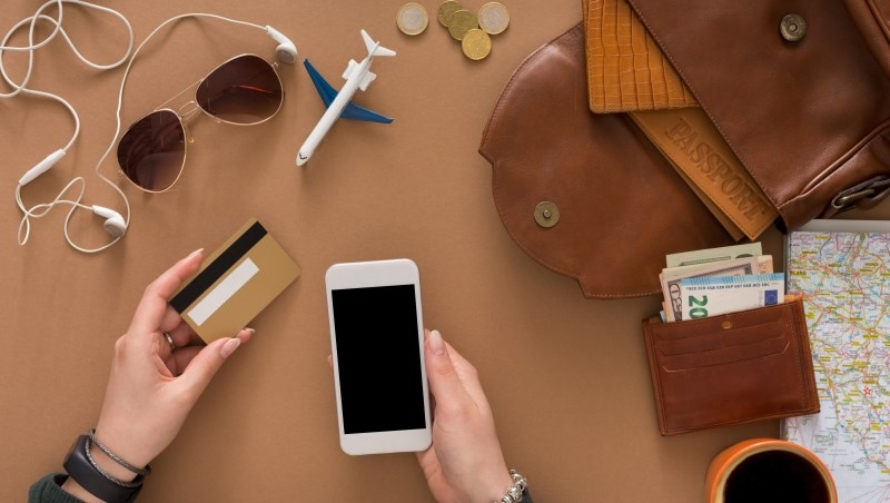出國 旅遊 旅行 信用卡 刷卡