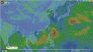 尼莎可能變穿心颱!周六、日風雨最強,貢寮音樂祭也取消