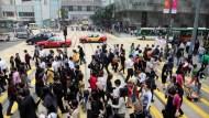 香港回歸20年來改變了什麼?4個數字告訴你!