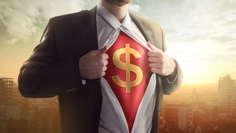 投資 股市 股票 基金 債券 上漲 賺錢  現金 有錢 富翁 富豪