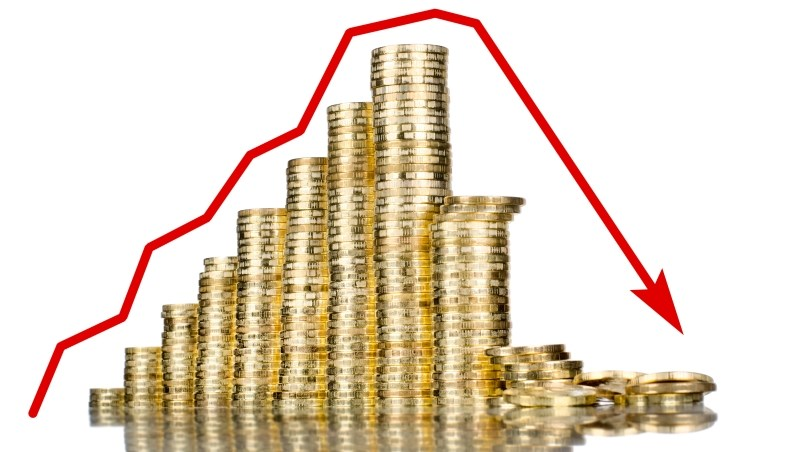投資 股市 股票 基金 債券 賠錢 虧損 下跌
