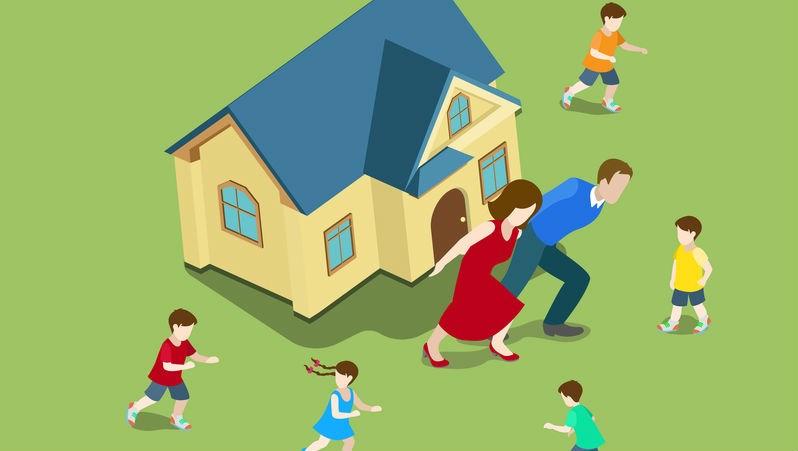 月薪3萬,撐不起孩子的一個暑假...讓白領人「越賺越窮」的奢侈品:孩子和房子