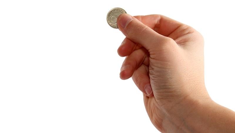 電梯中撿起沒人要的1塊錢,巴菲特告訴所有人:這是賺到下個10億美元的機會!