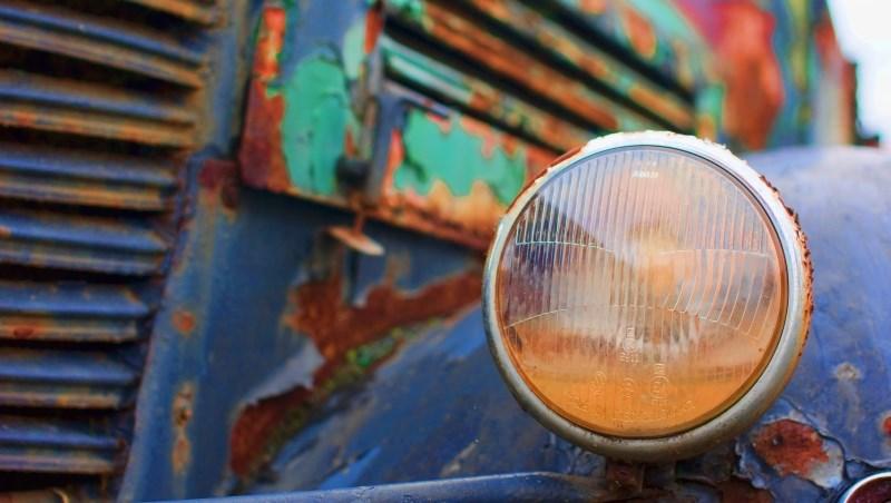 中古車 舊車