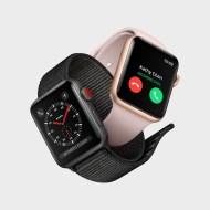 蘋果錶可打電話、與iPhone使用相同門號,399美元起