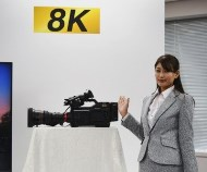 攻8K、夏普推商用攝影機!傳鴻海操刀、明年台灣開賣
