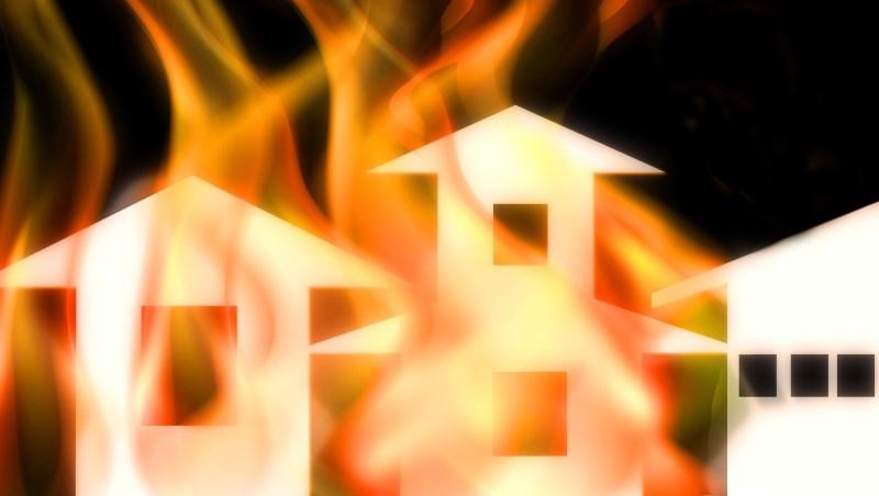 房子 火災 房屋