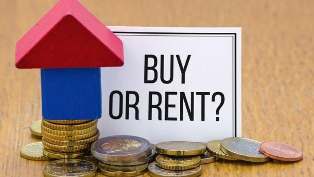 買房還是租房?以這間1700萬、兩房一廳的房子試算...20年後,「以租代買」的人多賺3千萬