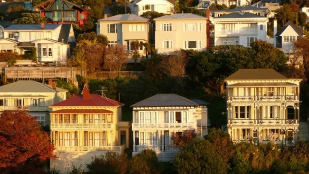紐西蘭 房子