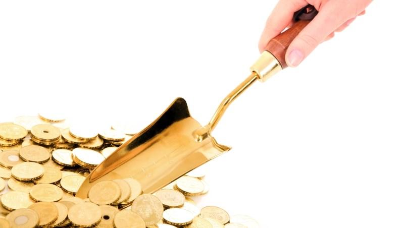 台積電遭降評大跌19元,樂活大叔看到一個罕見現象:這是千載難逢的進場時機