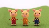 理財版三隻小豬:三兄弟每月各存5千,看三弟如何靠0050滾出150萬,羨煞兩位哥哥