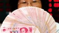 取悅川普?人幣對美元一年升10%、