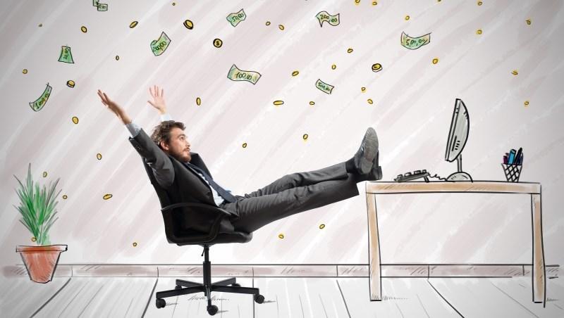 30歲男生跑業務:遇過這麼多客戶,真正有錢或一夕暴富的,只有三種人