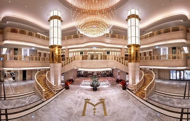 台北美福大飯店  住頂級客房、享萬元餐飲禮券