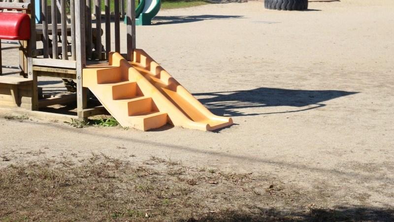 溜滑梯 童年 小孩 幼兒