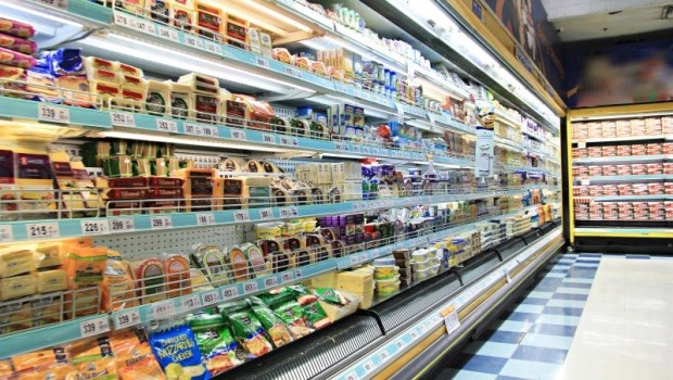 超市 賣場